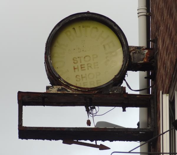 York Press: One of York's ghost signs