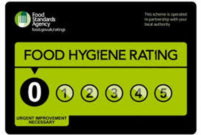 Revealed The York Restaurants Given 05 By Hygiene