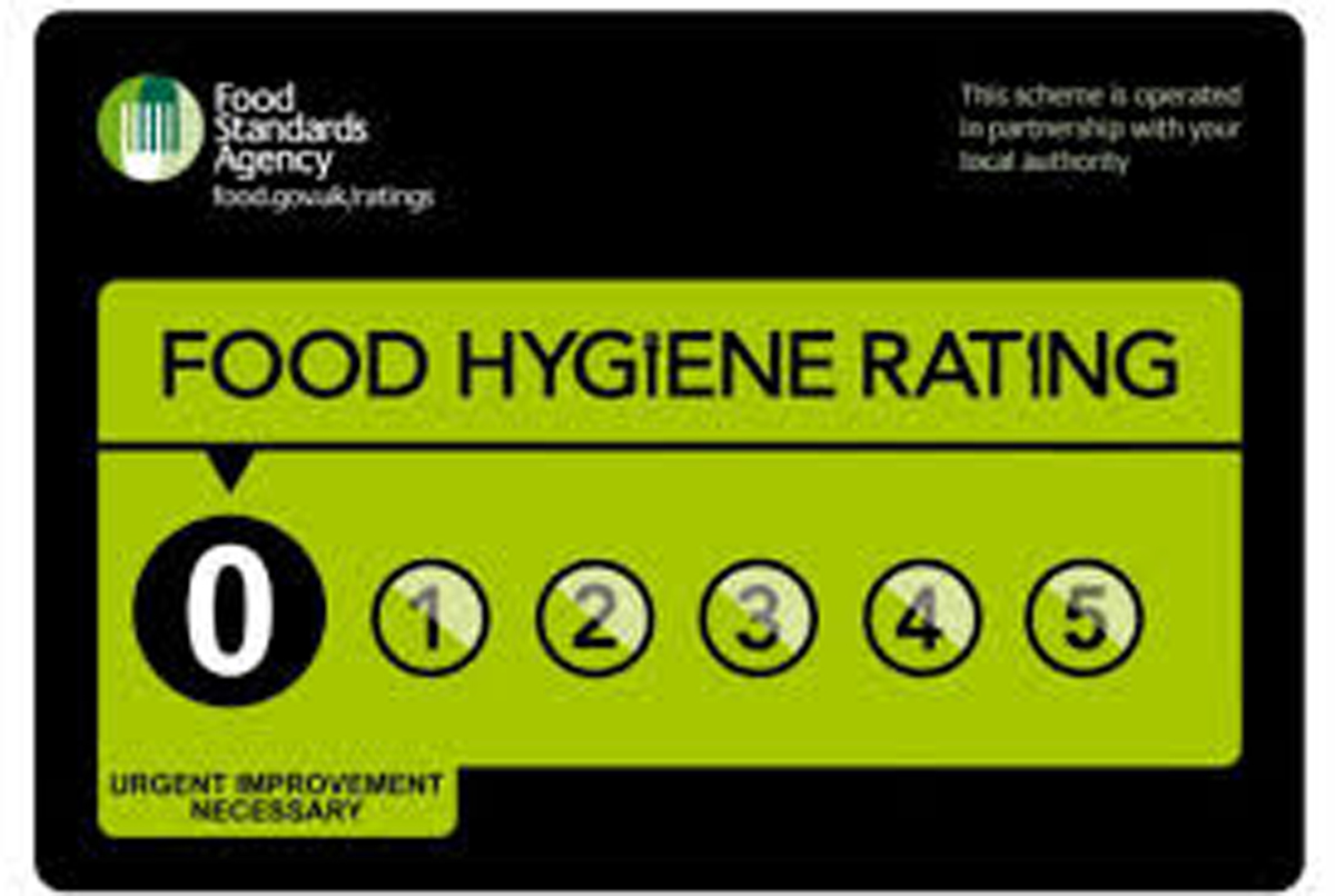 REVEALED: The York restaurants given 0/5 by hygiene watchdogs (library picture)