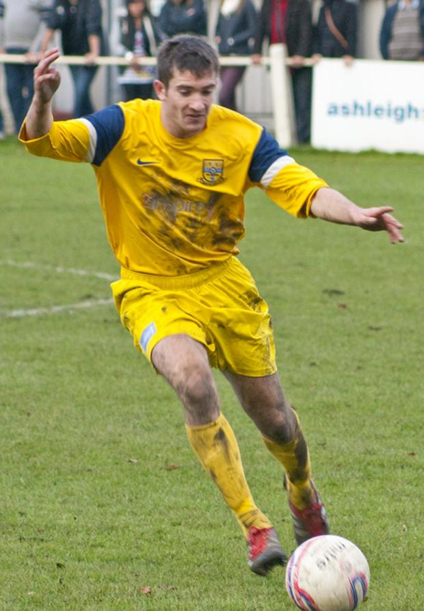 York Press: Tadcaster Albion's Nick Thompson