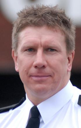 PC Mick Wilkinson