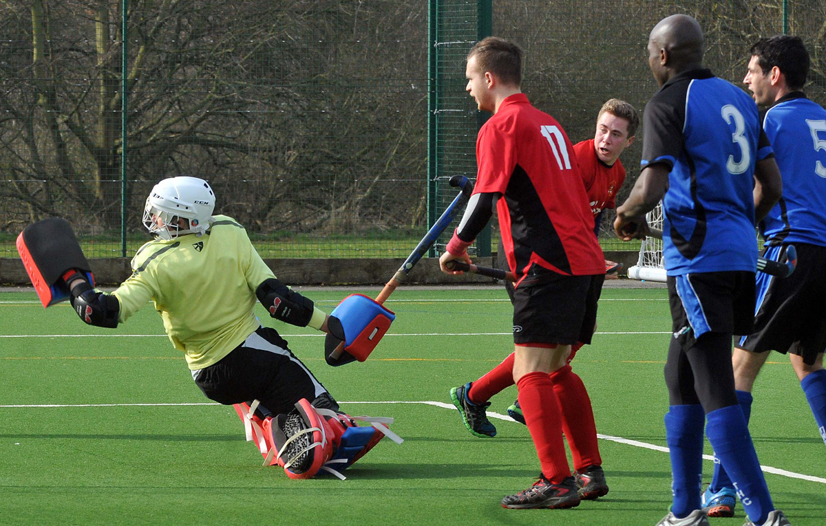 Hockey: Relegated York secure first win of the season