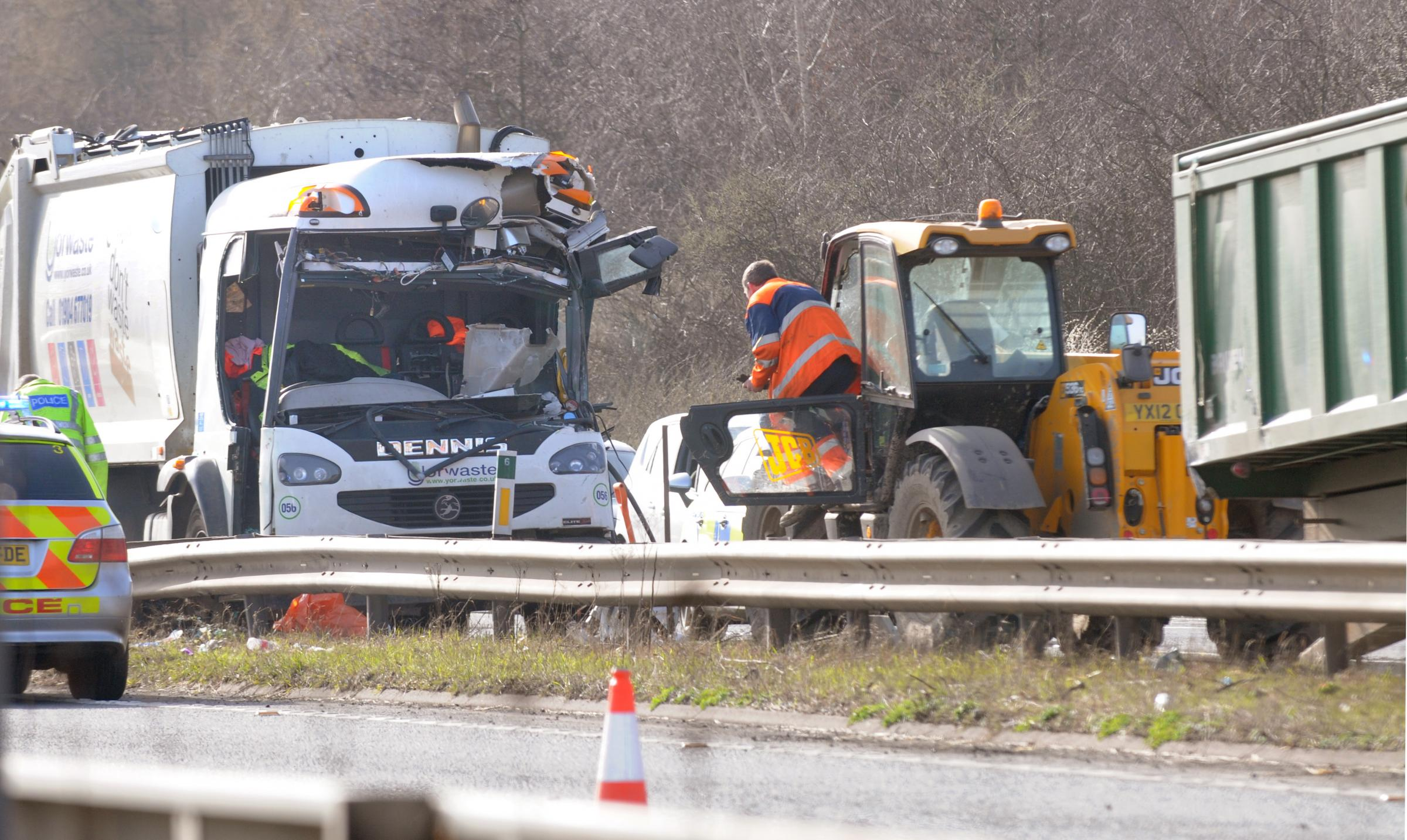A64 accidents prompt call for safety improvements