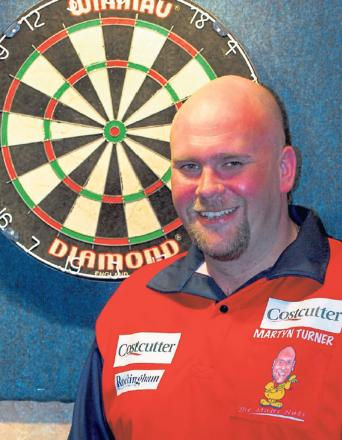 York's Martyn Turner suffered two first round defeats in Barnsley
