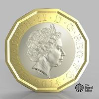York Press: The new one pound coin announced by the Government will be the most secure coin in circulation in the world (HM Treasury/PA)