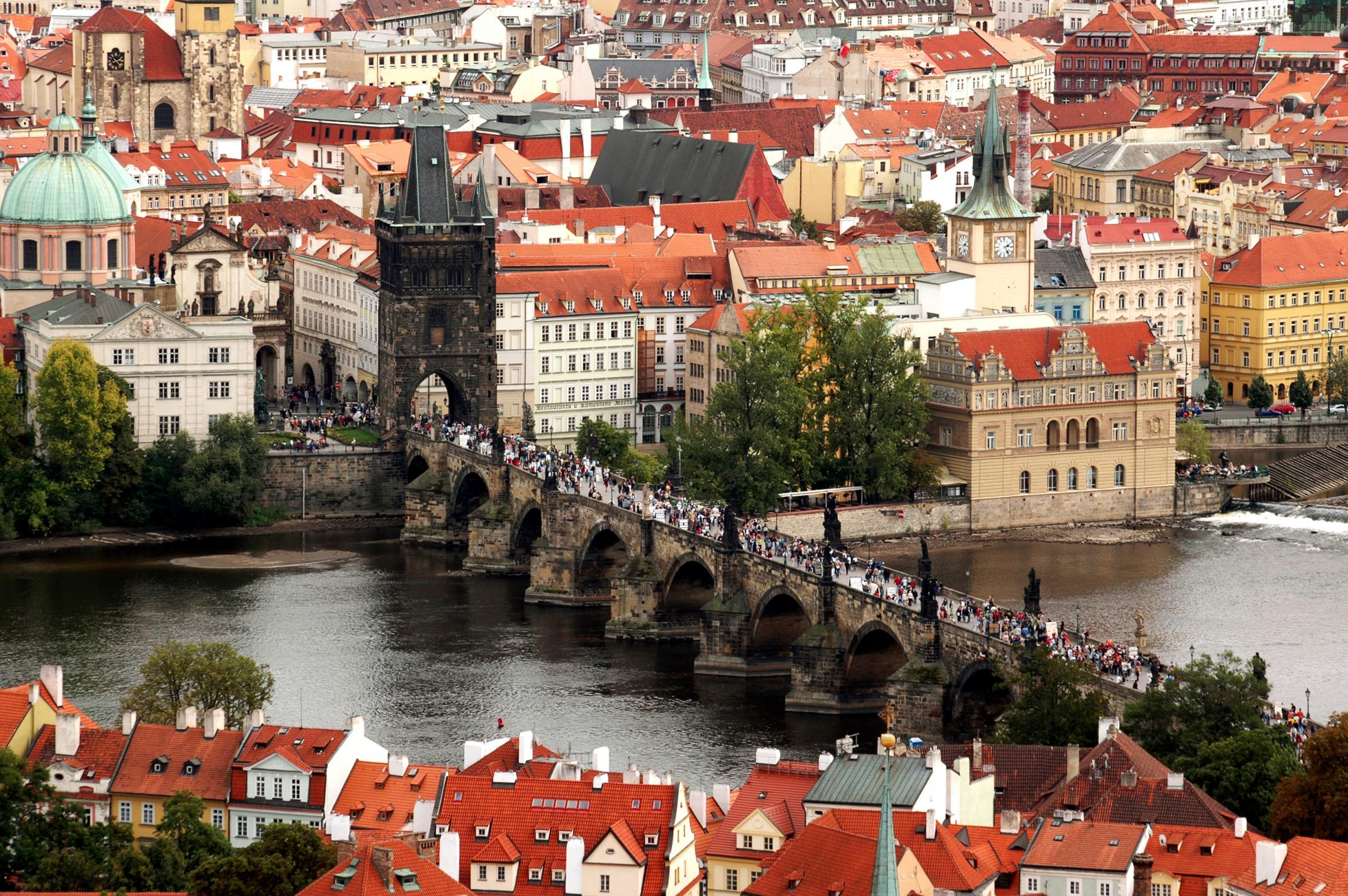 Prague has been named as an example for York to follow