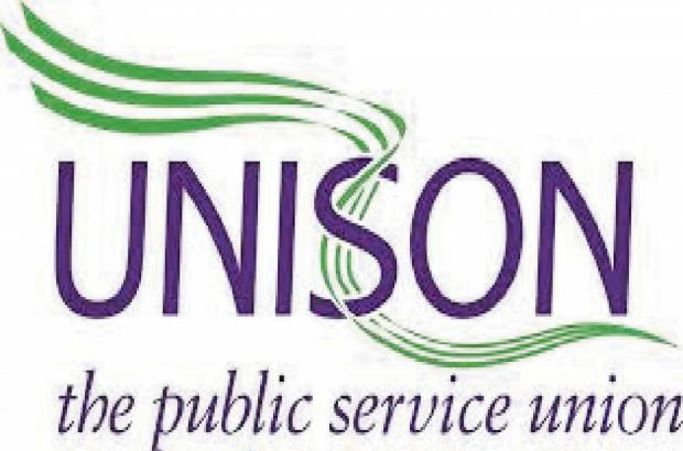 Unison workers set to strike on Thursday