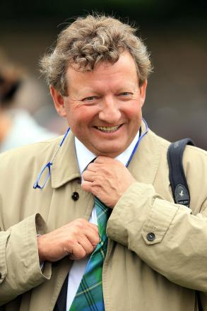Trainer Mark Johnston.