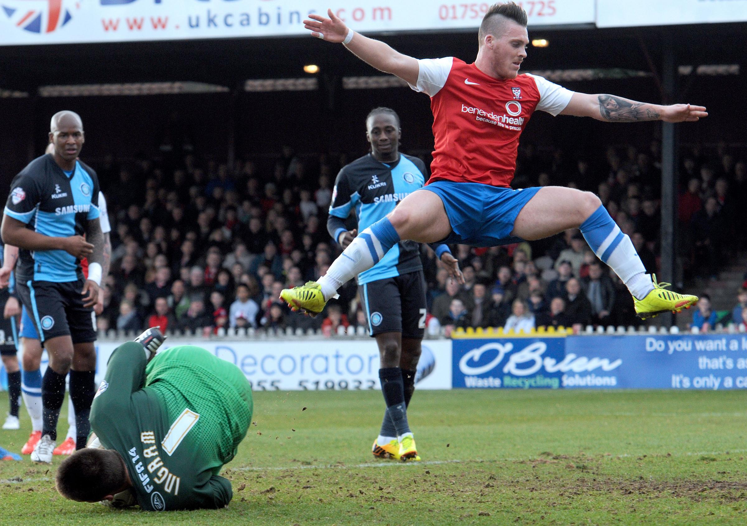 Josh Carson hails York City's transformation in form