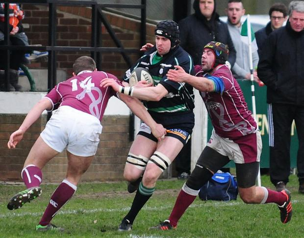 Mark Benson gets a chance to impress for York RUFC at Old Brodleians in Yorkshire One tomorrow