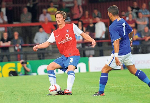 York City left-back Ben Davies