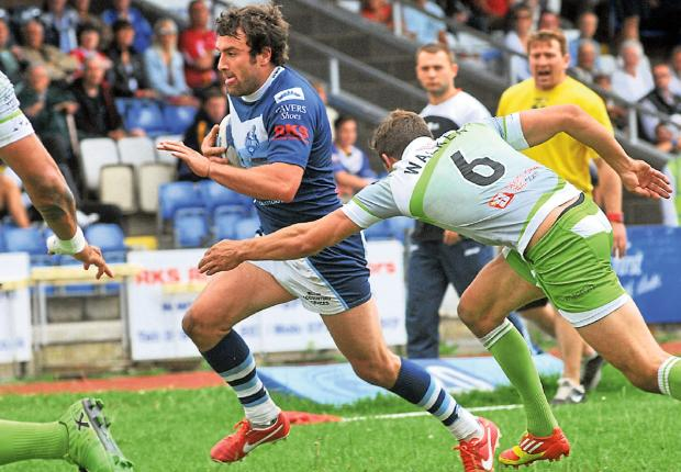 York City Knights playerassistant coach James Ford is in line to return at centre for the league visit of South Wales Scorpions tomorrow. Ford's comeback is one of many proposed changes from the side that beat Whitehaven in the Tetley's Challenge Cup