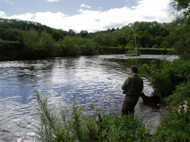 Officers to crack down on illegal anglers