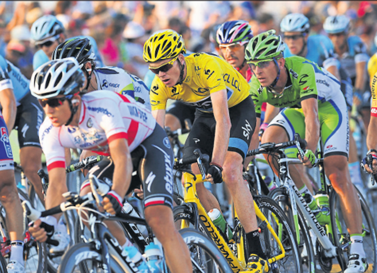 The cost of staging  the Tour de France has increased