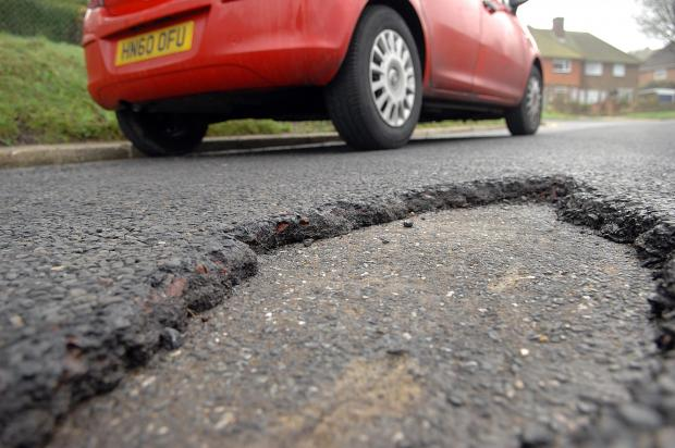 Pothole row flares in York