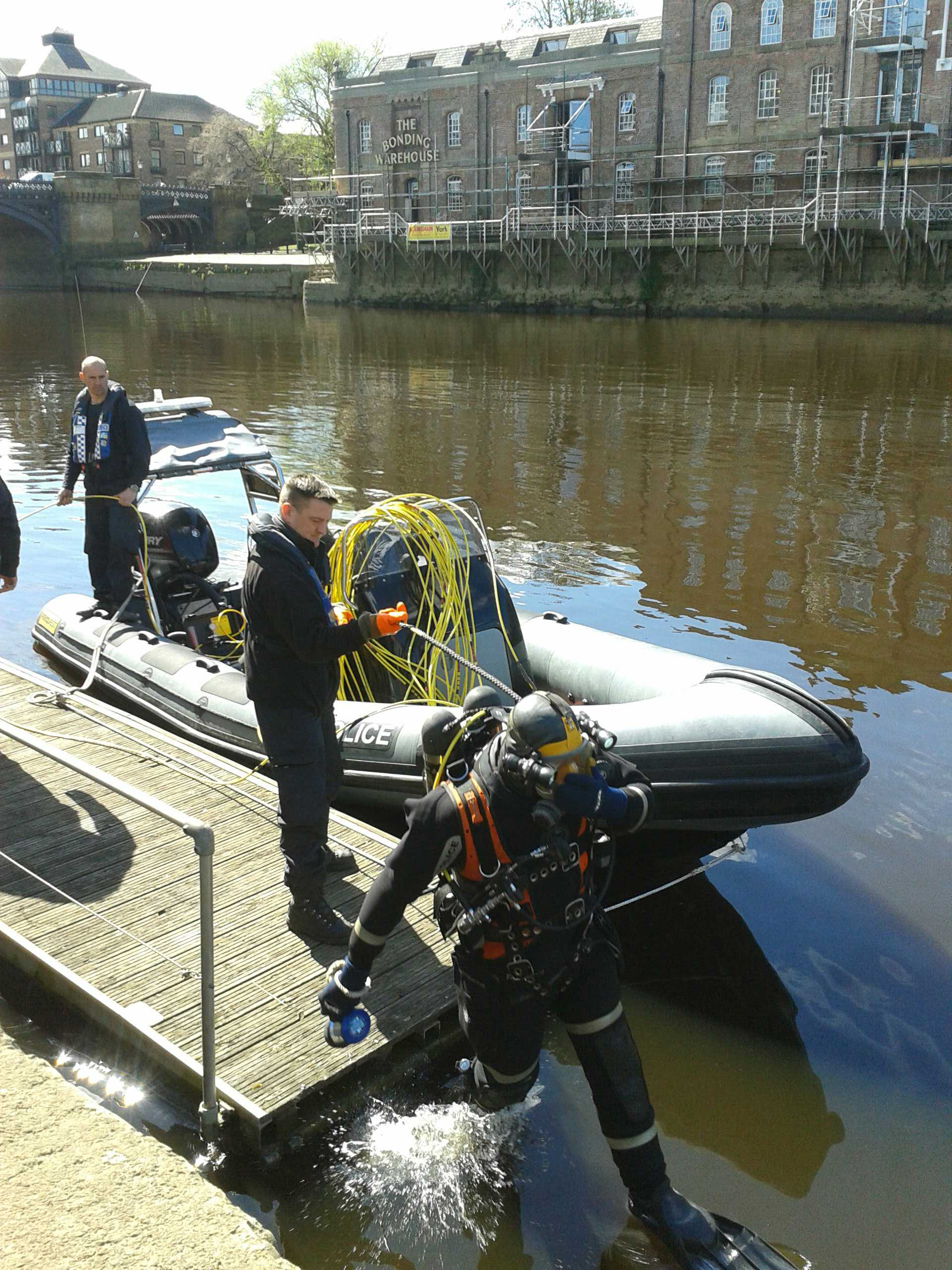 UPDATED: River searches continue for missing York soldier