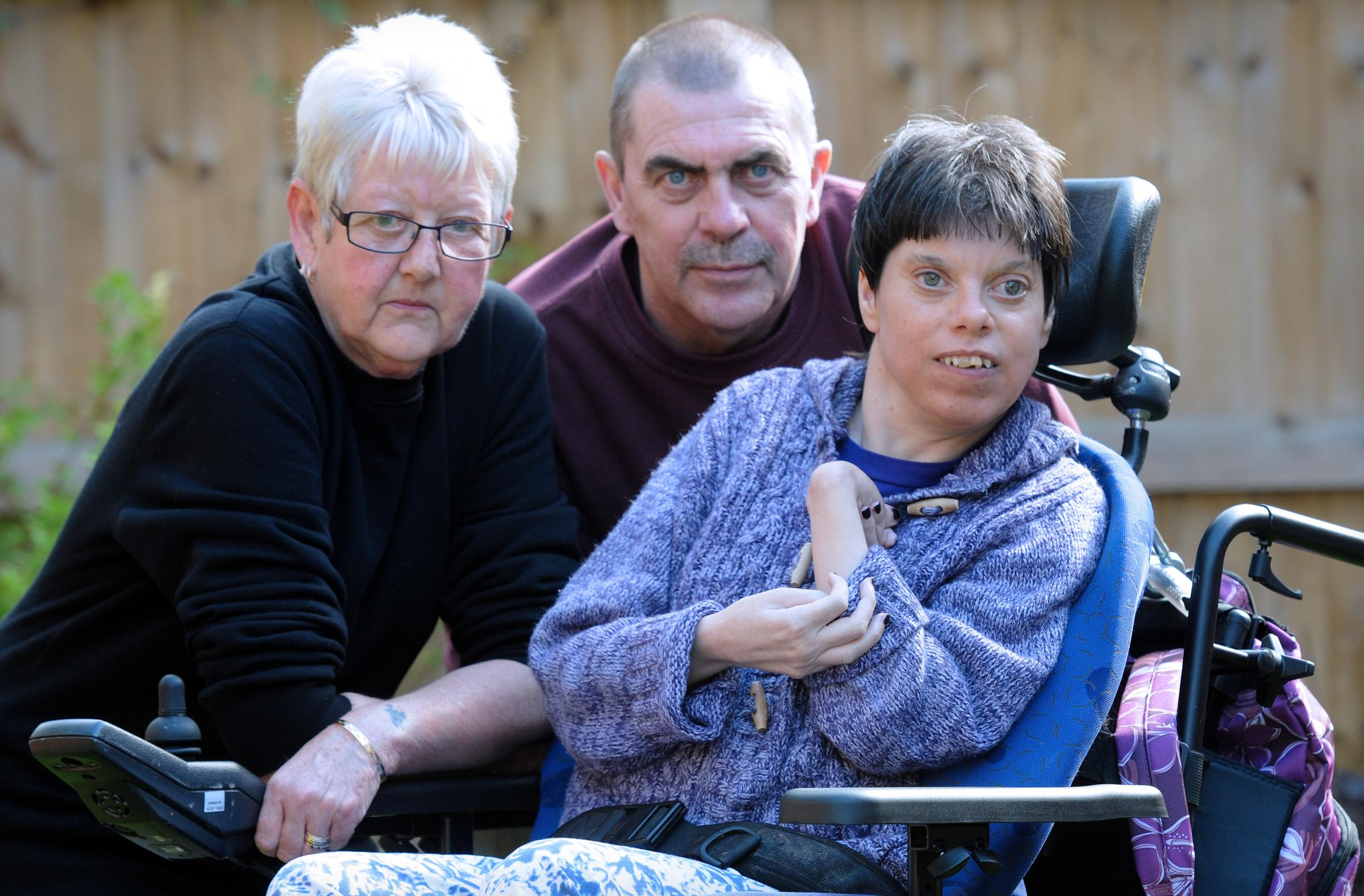 Family's anguish as respite centre shuts