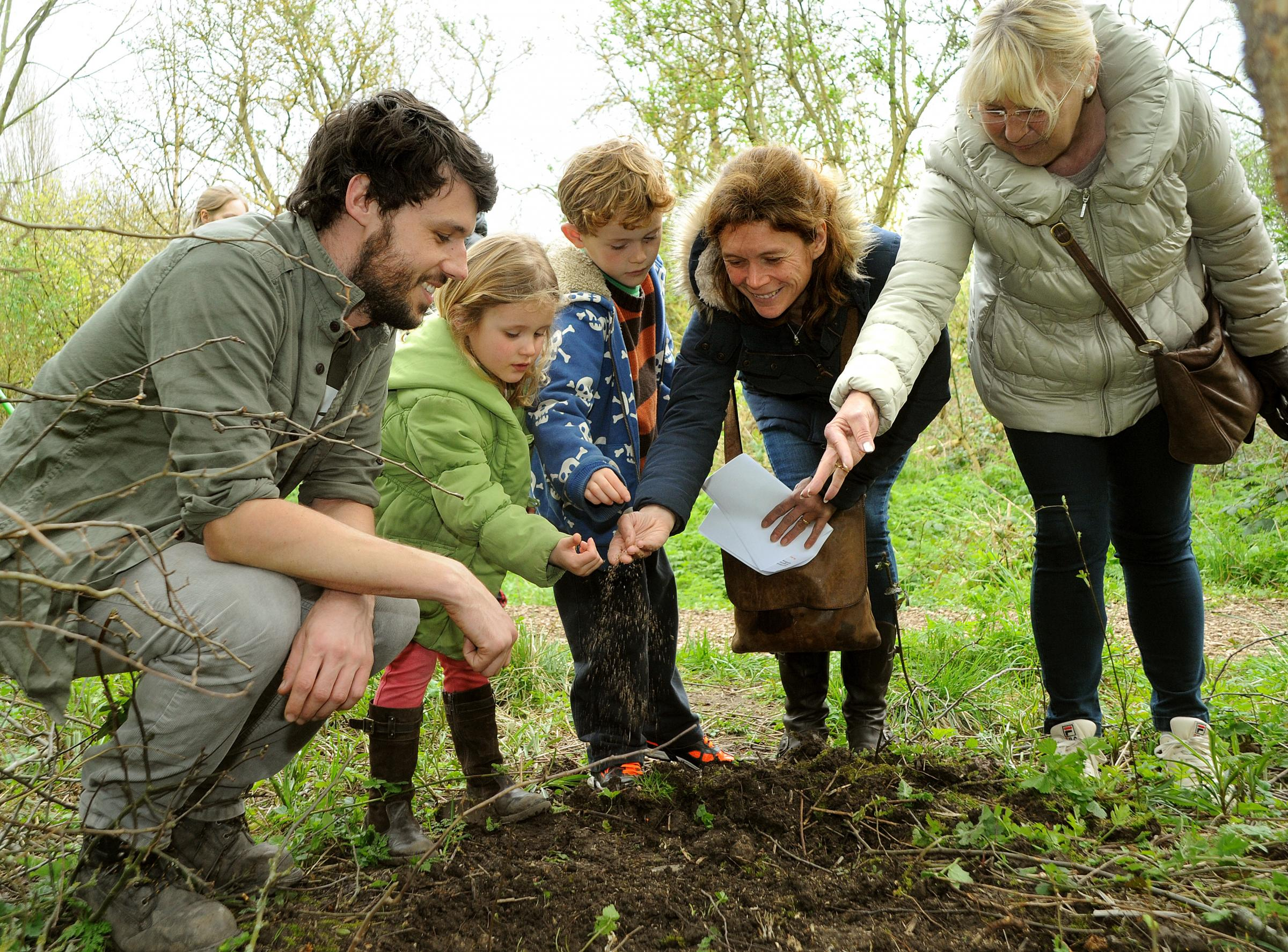 St Nicholas Fields' nature reserve set to celebrate its tenth anniversary