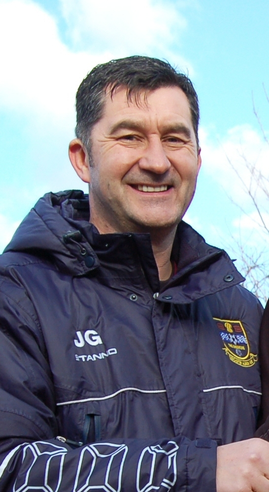 Tadcaster Albion boss Paul Marshall