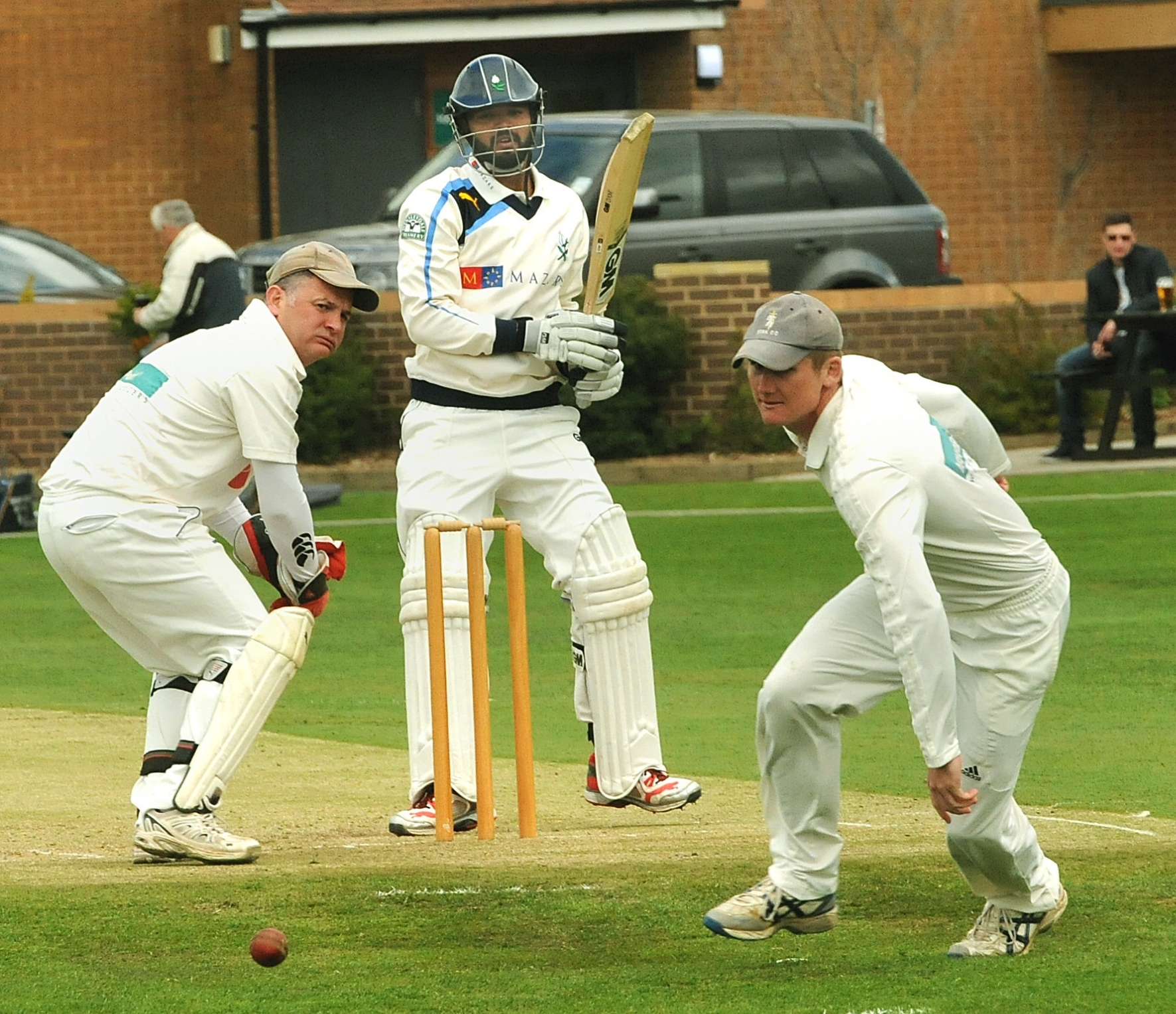 York Cricket Club suffer 127-run defeat on opening day