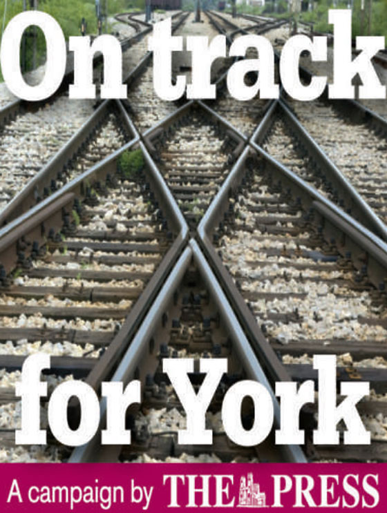 Plans discussed for future of York's rail industry