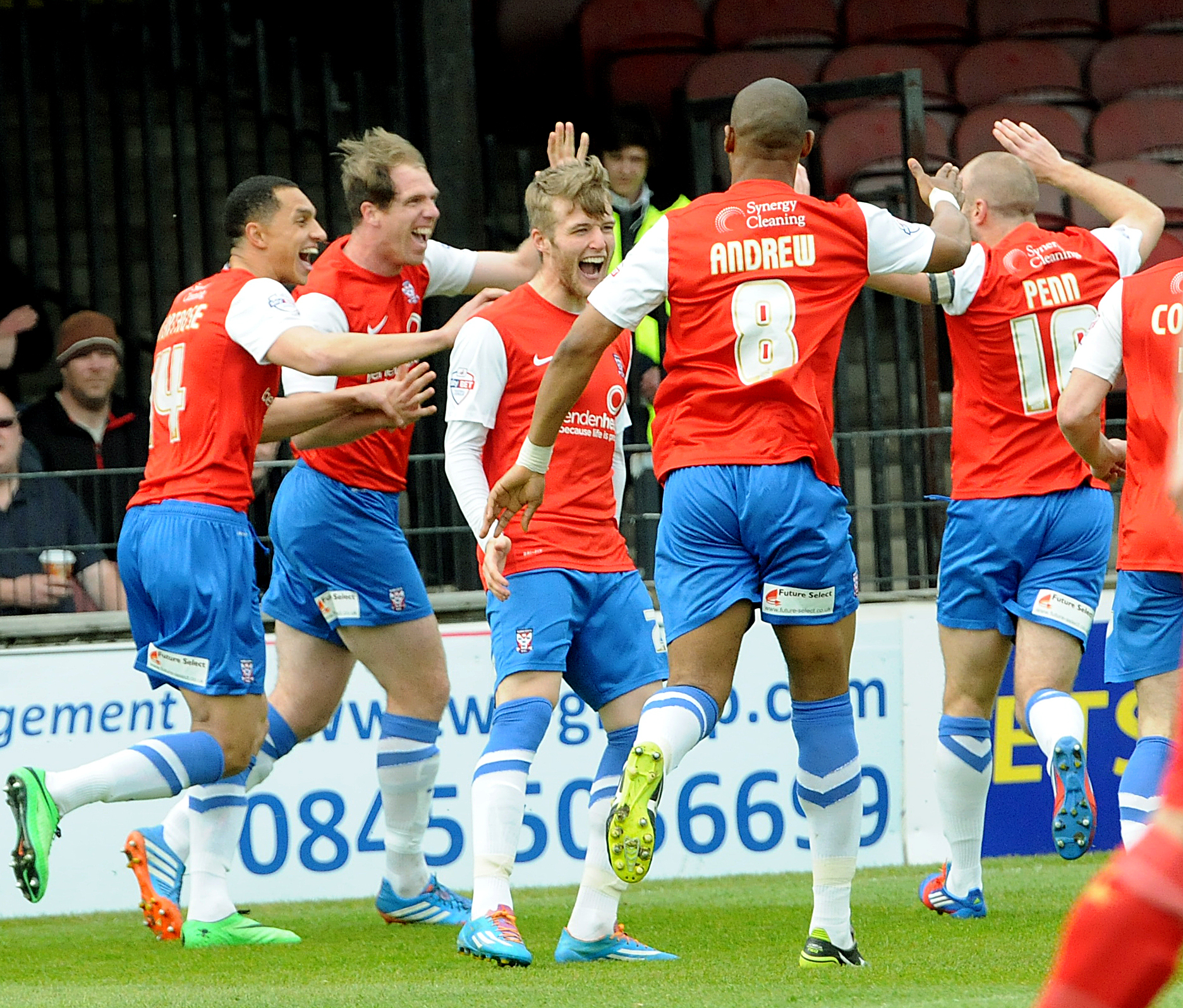 York City boss hails 'exceptional' Easter as Minstermen look to secure play-off place