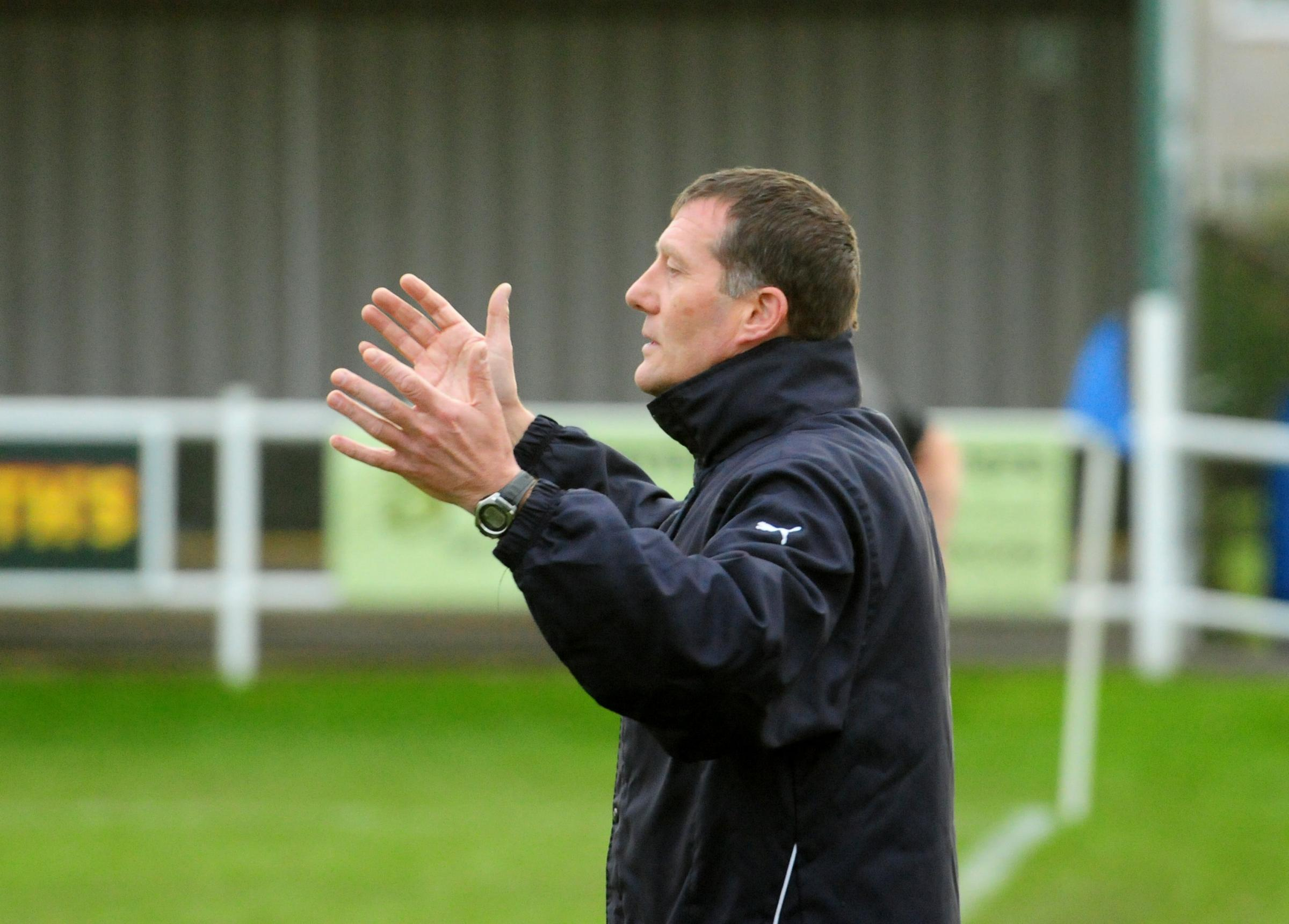 Mitch Cook says his free-scoring Pickering Town side need to shore up in defence next season to challenge at the top of the Northern Counties East League