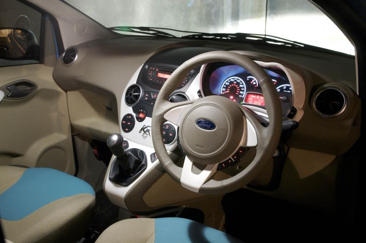 Ford Ka Studio Connect