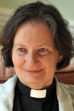 The  Very Rev Vivienne Faul