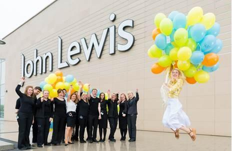 John Lewis prize-balloons to be released tomorrow