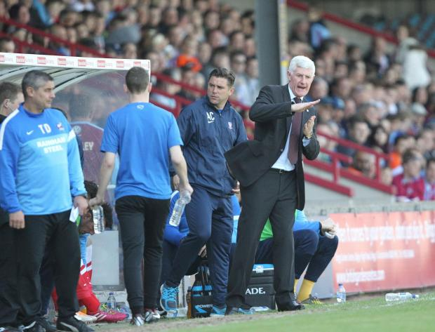 York City manager Nigel Worthington is excited at the prospect of the new football season getting under way