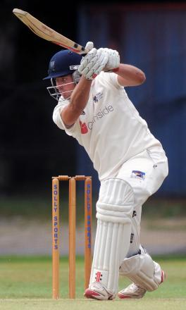 York opener Jack Leaning battered Whitburn for 146 not out