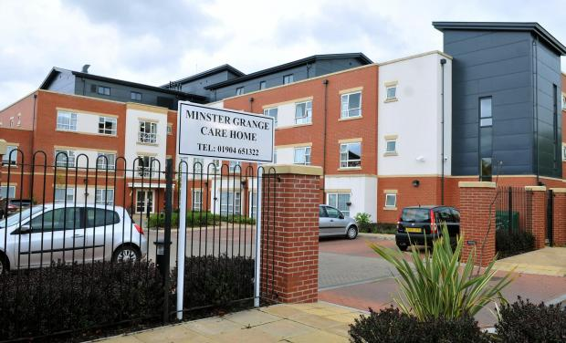 Staff sacked after inquiry at York care home