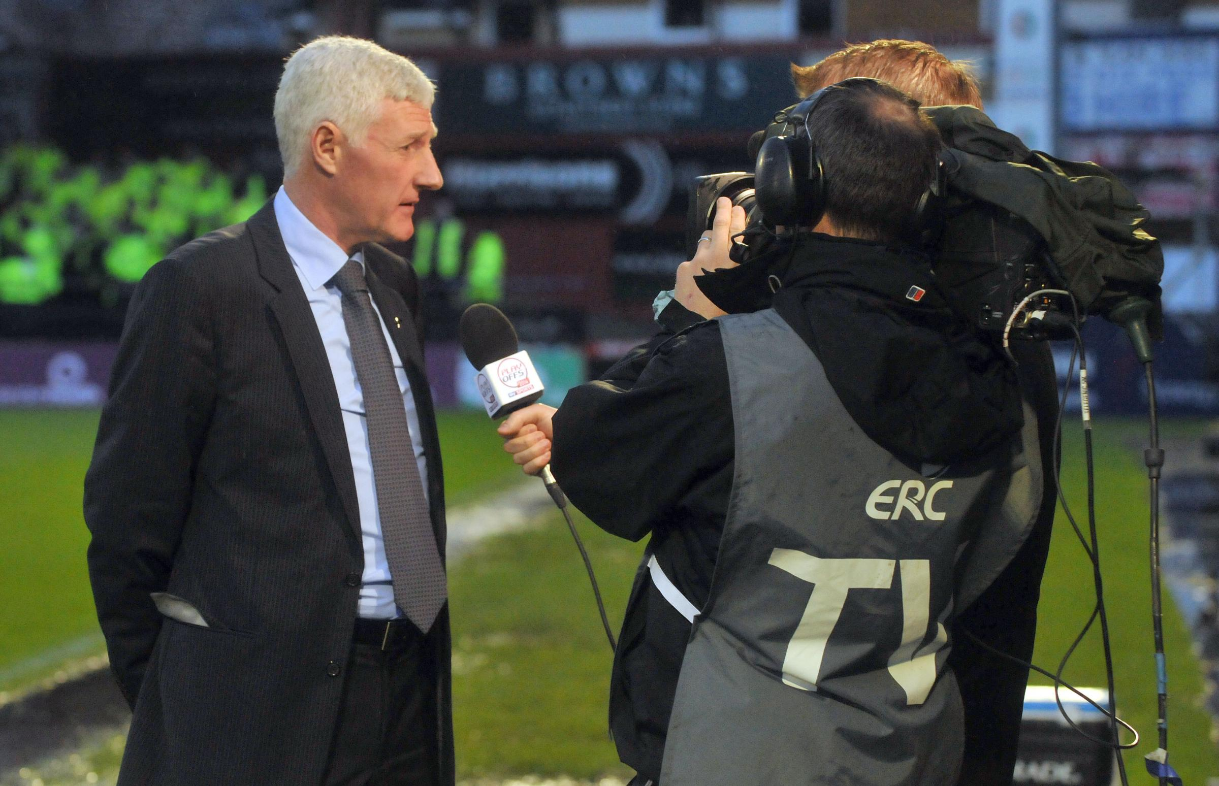 York City boss Nigel Worthington gives his thoughts on the play-off postponement on Sky Sports