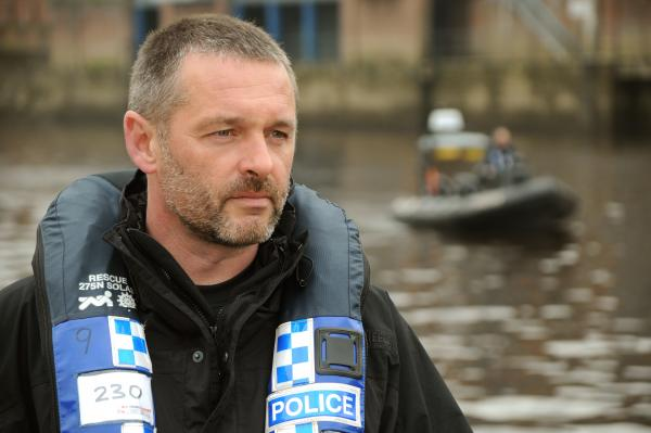 Sgt Steve Birss is urging people not to go into York's rivers