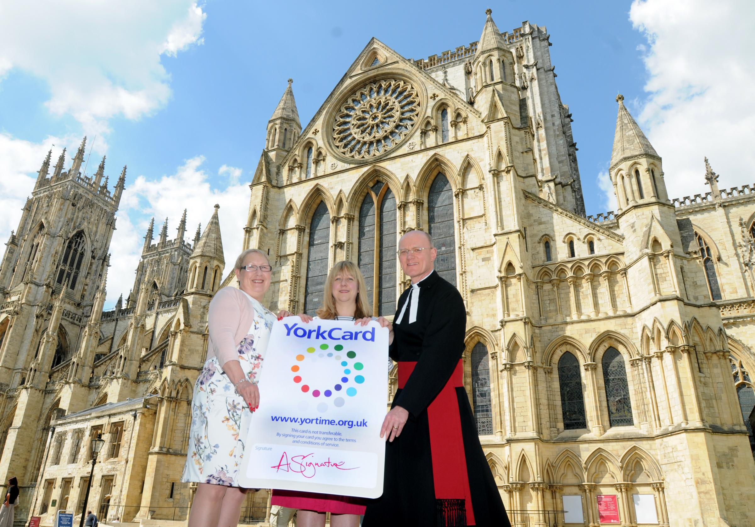 Minster teams up with York Card to give residents free entry