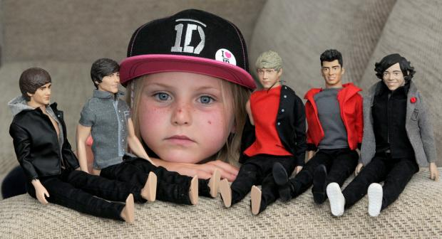 One Direction fan Ellie Boast who had hoped to see her favourite band in Sunderland, but the tickets failed to arrive. Her parents have now had to pay £140 for replacements