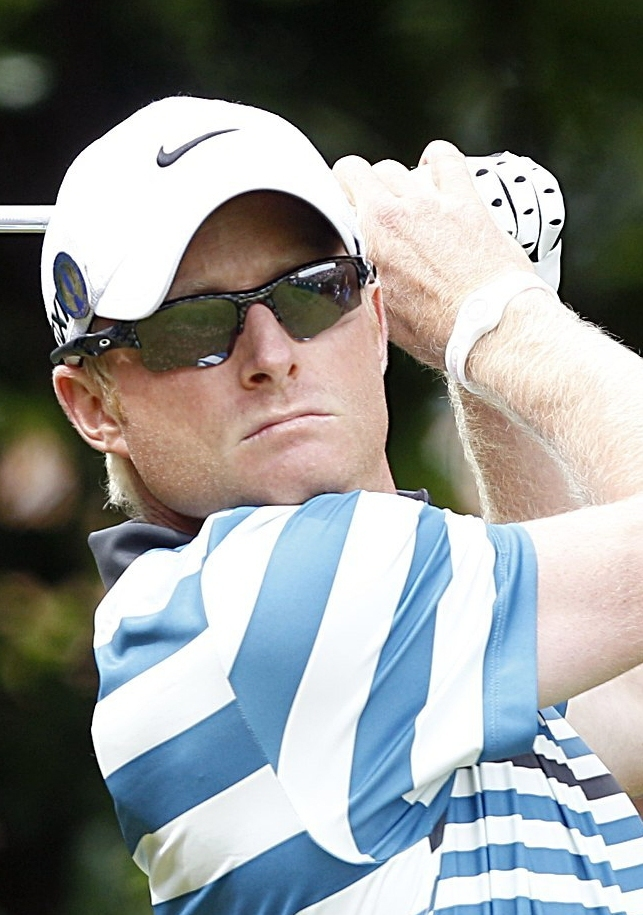 Eagle eyed Simon Dyson back in the groove at the Nordea Masters