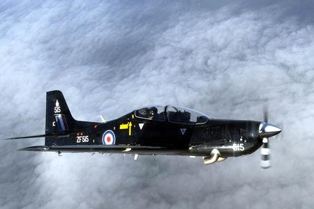 Fast-jet pilots make the grade at RAF Linton