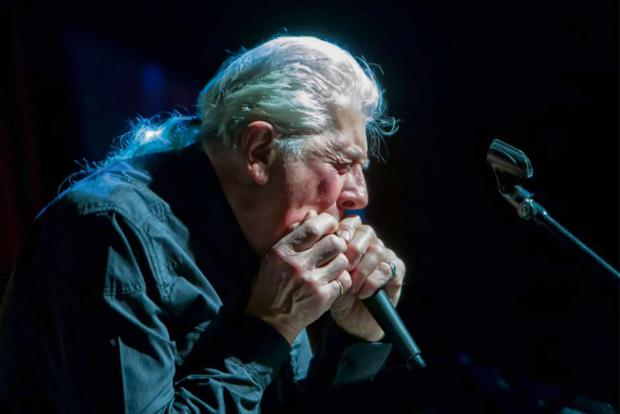 York Press: John Mayall,  York Barbican, October 29