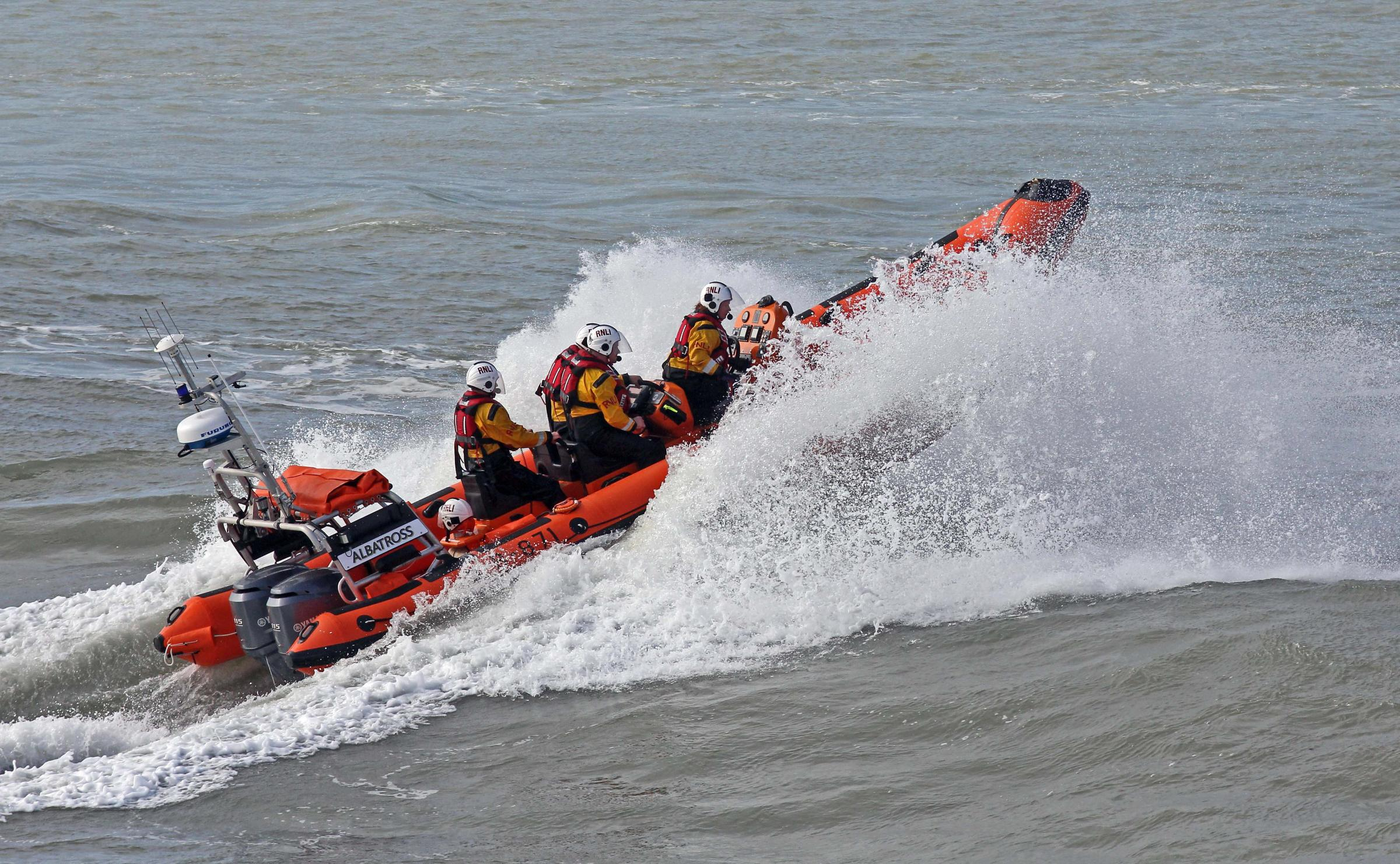 York pensioner buys £214k lifeboat for RNLI