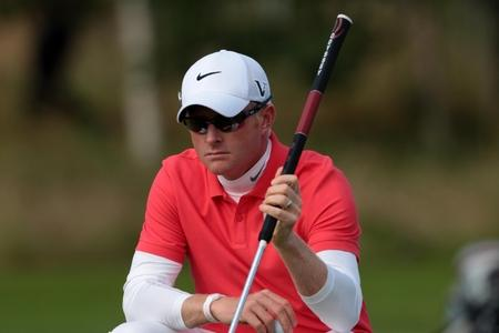Golf: Simon Dyson's bid to save bacon in Denmark