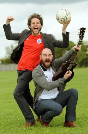 Release date for York teachers' World Cup anthem