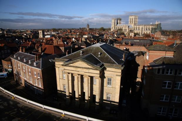 York priciest place in the North for a weekend stay