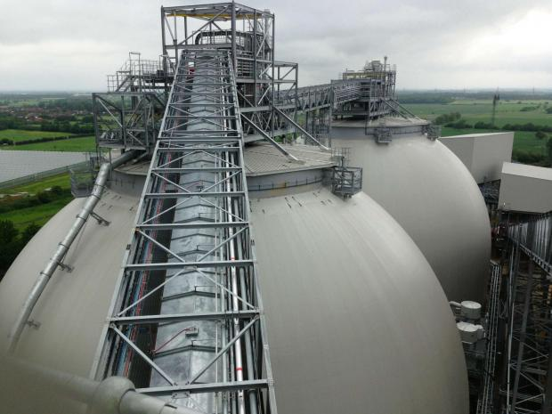 Drax defends biomass sourcing