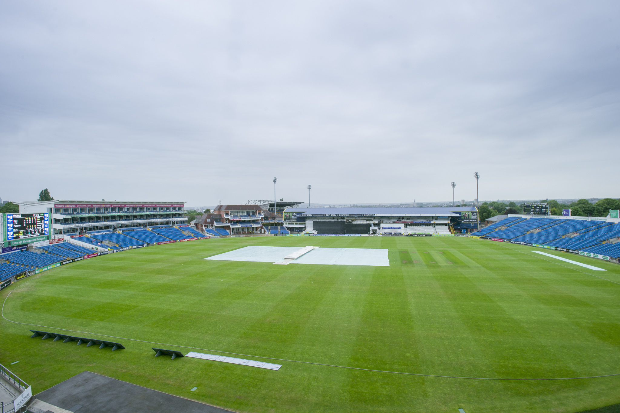Yorkshire unveil ambitious Headingley redevelopment plans