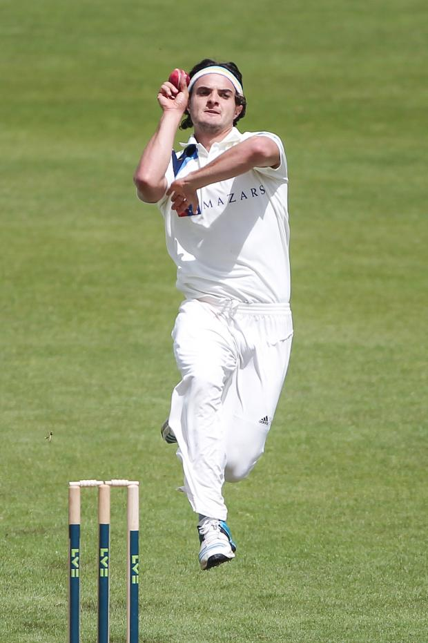 York Press: Yorkshire bowler Jack Brooks