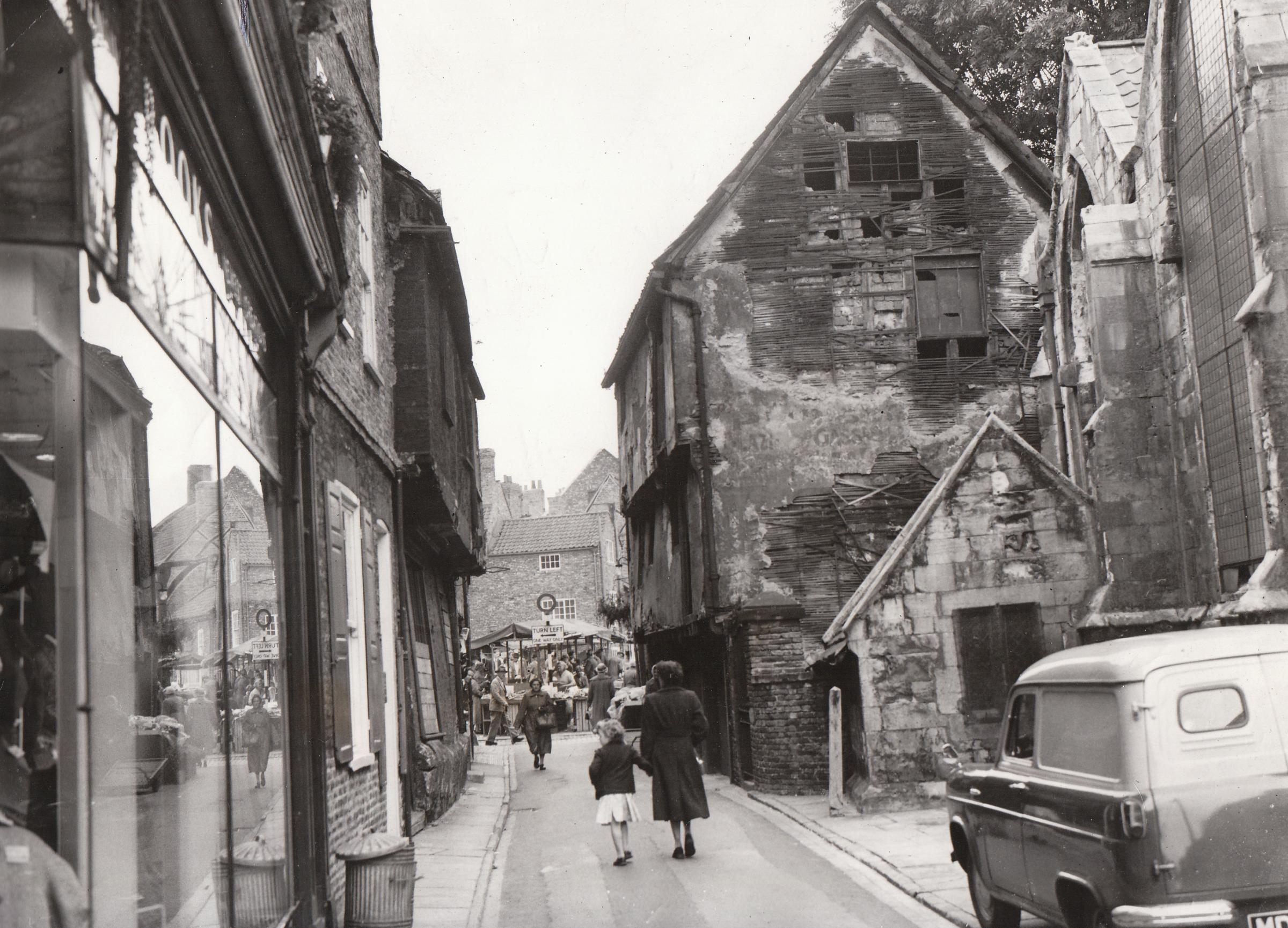 Old photographs highlight changing landscape of York
