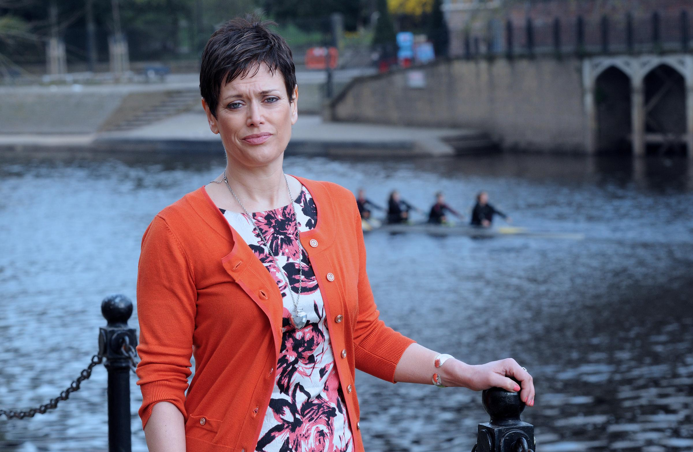River warnings welcomed by mother of Megan Roberts