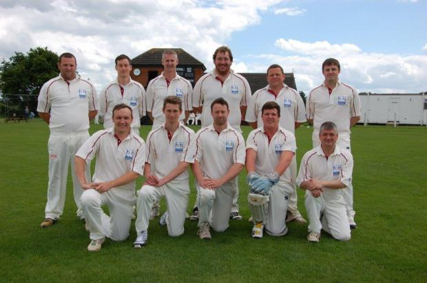 The HPH York Vale League XI, which played against a Senior League Eastern Conference XI,